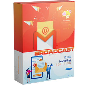 E-MAIL BROADCAST RESELLER 100 KEYS
