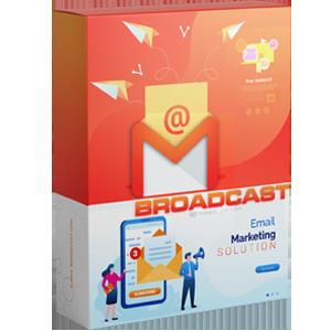 E-MAIL BROADCAST RESELLER 100 KEYS